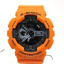 G-SHOCK ジーショック CASIO カシオ 腕時計 GA-110MR-4AJF ビッグフェイス ビッグケース レスキュー オレンジ シリー…
