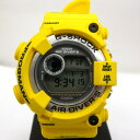 CASIO カシオ G-SHOCK ジーショック 腕時計 DW-8250Y-9T フロッグマン FROGMAN MEN IN YELLOW メン・イン・イエロー イエロー 黄色 200m潜水用防水 メ