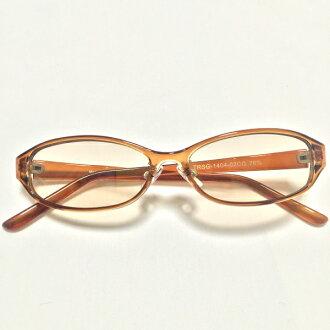 ENIX Enix sunglasses eyeglasses glasses TRSG-1404-02CG 76% computer glasses PC business Blue ray measures Brown mens Womens unisex Higashi Osaka store