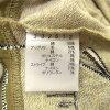 ALBEROBELLO Al vero vero OLLEBOREBLA dress long sleeves skipper color beige lid embroidery different fabrics tops Lady's Higashiosaka store