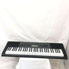 CASIO カシオ 電子キーボード ベーシックキーボード CTK-2200 61鍵盤 ブラック 電子ピアノ 鍵盤楽器 アダプター付き T東大阪店【中古】