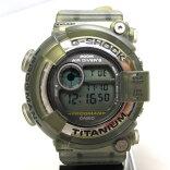 CASIOカシオG-SHOCKジーショックDW-82001294フロッグマンデジタル樹脂防水200mクォーツダイビングメンズ腕時計百舌鳥店40177【USED】
