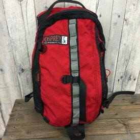 OSPREY オスプレー リュック 鞄 カバン バッグ バックパック レッド 赤 メンズ 古着屋NEXT貝塚店【中古】RK3005M