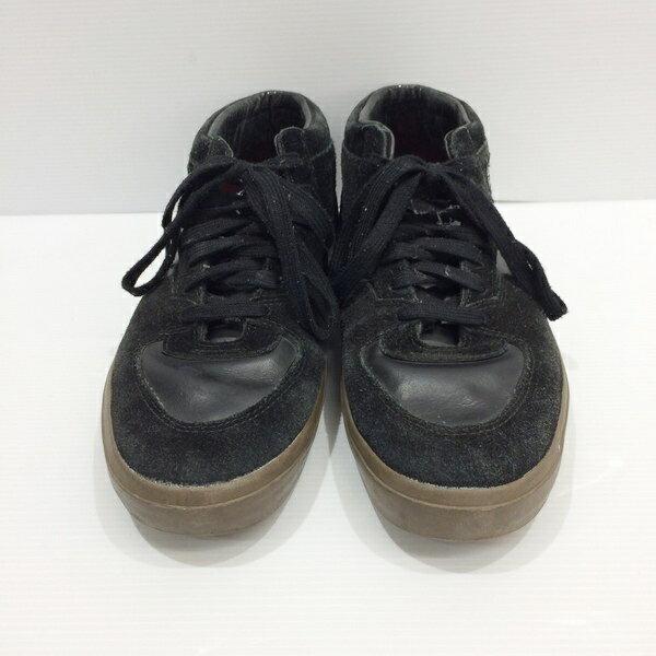 Supreme シュプリーム 10AW VANS バンズ コラボ ダブルネーム スニーカー HALF CAB ブラック 黒 スウェード 27.5cm US9.5 シューズ メンズ 靴 三国ヶ丘店 806673 【USED】 RM1960