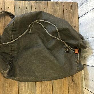 KAPITAL资本帆布背包包包包包包灰色尼龙女士旧衣店NEXT贝冢店RK4509M