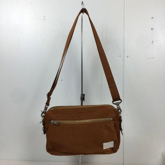 PORTER搬運工人挎包包包包LIFT YOSHIDA吉田包棕色茶色素色人日本製造貝冢店404579 RK4796M NEXT51