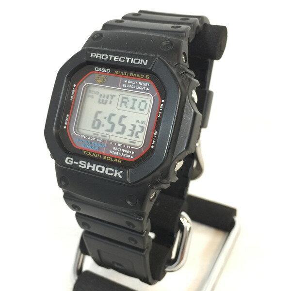 G-SHOCK G-ショック Gショック GW-M5610-1JF CASIO カシオ 腕時計 ウォッチ ブラック メンズ 貝塚店 296037 【中古】 RK635U