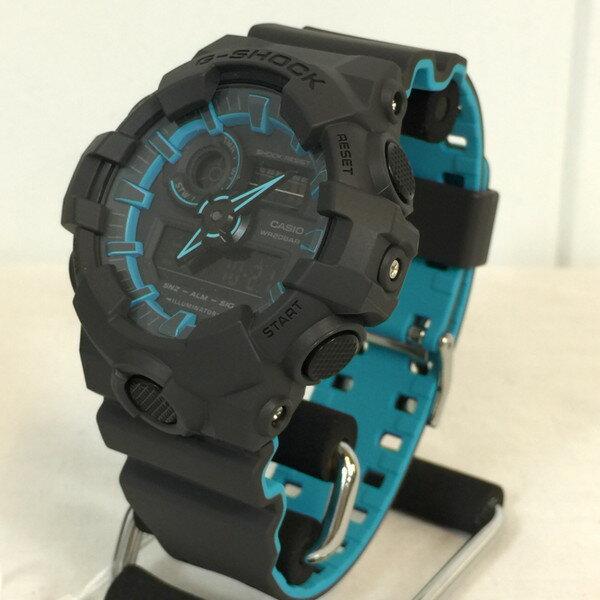 G-SHOCK G-ショック GA-700SE-1A2DR CASIO カシオ クオーツ マットグレー 海外モデル グレー メンズ 腕時計 ウォッチ 貝塚店 415025 【中古】 RK634U