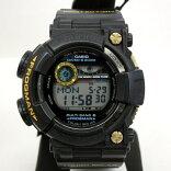 G-SHOCKジーショックCASIOカシオ腕時計GWF-1000G-1JRフロッグマンFROGMANタフソーラー電波スク