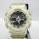 fb99be676b18a Baby-G ベイビージー CASIO Casio watch BA-110CR Coral Reef Color  アクアプラネットコラボダブルネームクリアスケルトンアナデジデジアナクォーツラウンドフェイス ...