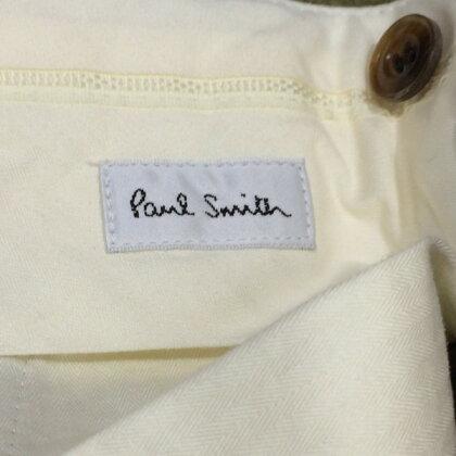 PaulSmithポールスミスセットアップスーツ13AWピークドラペル2B2ボタンサイドベンツ総裏地テーラードジャケット