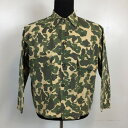 2873385b122be Shell mound shop 549713 RK757U for Bullseye Bill Bulls Ai Building hunting  jacket 50s for 60s made in the Hunting camo jk hunter duck shirt USA  vintage ...