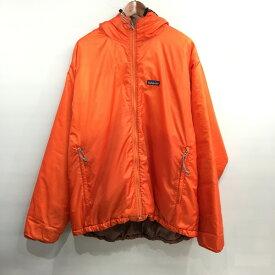 patagonia パタゴニア 02's Puffball Sweater ジャケット アウター オレンジ メンズ L タイ製 三国ヶ丘店 575837 【中古】 RM4130