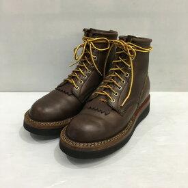 WHITE'S BOOTS ホワイツブーツ NORTH WEST 靴 シューズ ブラウン メンズ US7D 三国ヶ丘店 638334 【中古】 RM4340