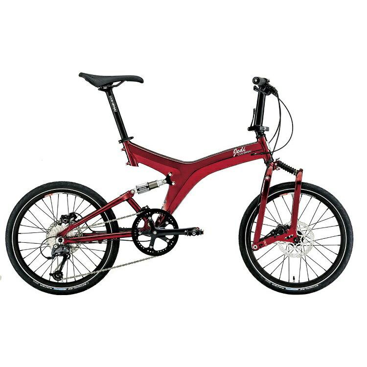 JEDI専用輪行バッグプレゼント LOUIS GARNEAU LGS-JEDI MS グリーン レッド 折り畳み 折りたたみ自転車 プレゼント 可愛い 子供 おしゃれ ルイガノ