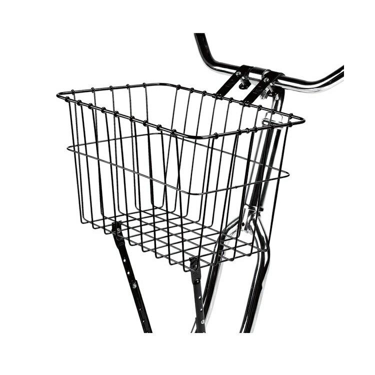 【条件付送料無料】自転車用 前カゴ WALD 198 MULTI-FIT FRONT-BASKET DEEP 自転車