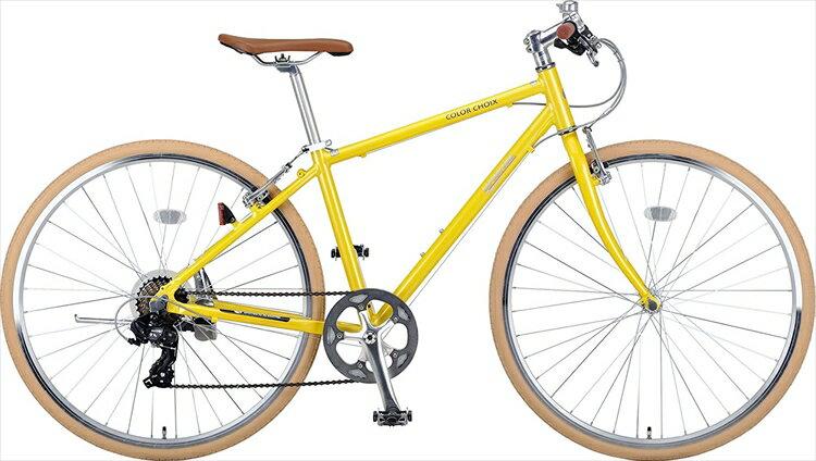 キャプテンスタッグ クロスバイク 700C ×32C シマノ SHIMANO 7段変速 カラーショワ CAPTAIN STAGYG-994 レッド YG-995 イエロー YG-996 グリーン YG-997 ホワイト