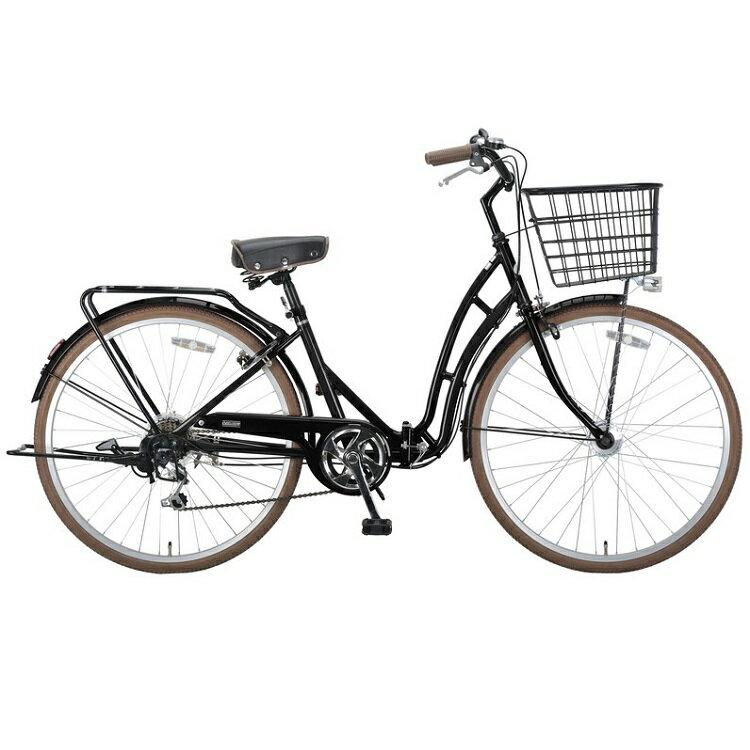 キャプテンスタッグ 折りたたみ自転車 バレイ FDB266 CAPTAIN STAG YG-216 ブラック YG-217 エンジ