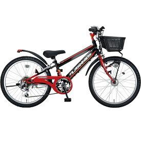 子供用自転車 22インチ キャプテンスタッグ フラッシュキッズ CTB22 CAPTAIN STAG YG-142 ブラックレッド YG-143 ブルーシルバーCAC