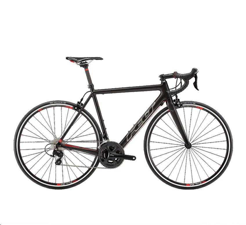 クイックペダルプレゼント【脱着式QRD MTB用orフラットorロードペダル+鍵+LEDライト】2015年モデル フェルトf5 SHIMANO 10522段変速ロードバイク自転車 18段変速プレゼント 可愛い 子供
