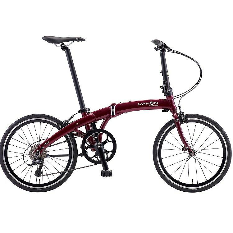DAHON ダホン Mu SP9 インターナショナルモデル フォールディングバイク 20インチ 2017年モデル アルミフレーム 折畳み自転車 折りたたみ
