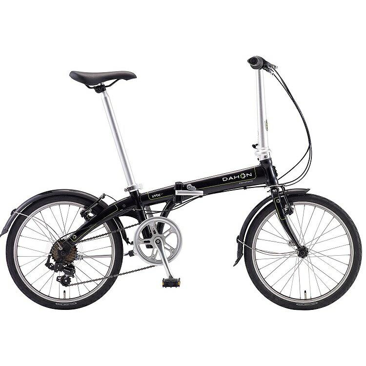 DAHON ダホン Vybe D7 インターナショナルモデル フォールディングバイク 20インチ 2017年モデル 外装7段変速 アルミフレーム 折畳み自転車 折りたたみ