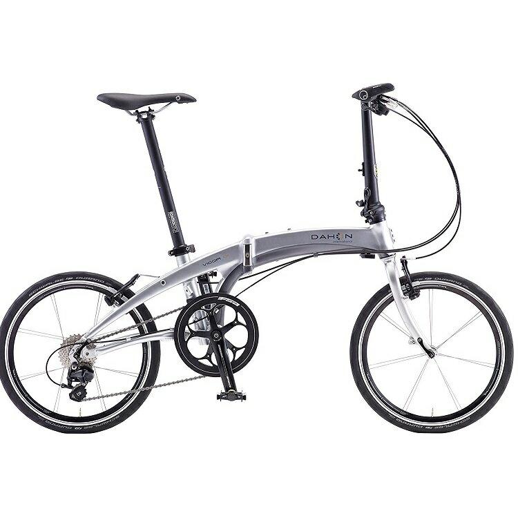 DAHON ダホン Vigor D11 インターナショナルモデル フォールディングバイク 20インチ 2017年モデル 11段変速 アルミフレーム 折り畳み自転車 折畳
