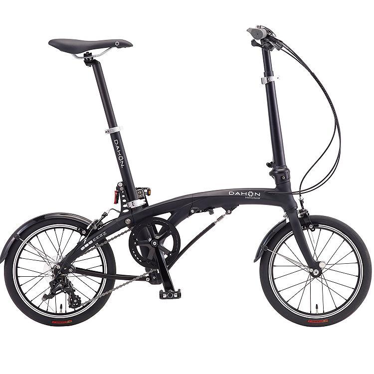 DAHON ダホン EEZZ D3インターナショナルモデル フォールディングバイク 16インチ 2017年モデル 3段変速 アルミフレーム 折畳み自転車 折りたたみ