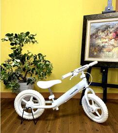 【ブレーキ付!安心・安全】arcoba Kick Bike 12インチ キックバイク 子供 アルコバ ARCOBA アルコバ キック バイク 適正年齢:2歳半〜4歳程度 12 ペダルなし自転車 バランスバイク ランニングバイク キッズバイク 可愛い