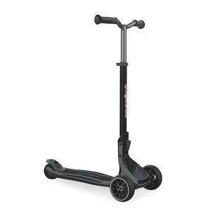 スカイブルーのみ在庫ございます(画像はブラックです)【ポイント10倍】GLOBBER アルティマム 3輪 スクーター 耐荷重100kg 子供から大人まで キックスクーター キックボード トレーニング グ