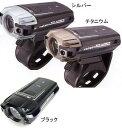 USB充電式LEDライト 200ルーメン moon(ムーン)METEOR メテオ LEDフロントライト USB充電タイプ ◆LOUIS GARNEAU(ルイガノ)  LGS USB FRONT LIG