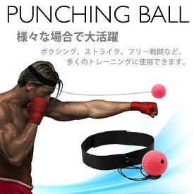 パンチングボール エクササイズ ボクシング スポーツ 反射神経 格闘技 トレーニング