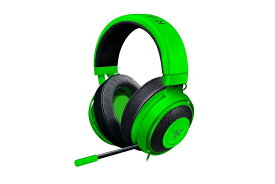 【送料無料】 Razer ステレオ ゲーミングヘッドセット RZ04-02830200-R3M1レイザー Razer Kraken Green