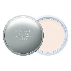 【送料無料】 ALBION アルビオン エクサージュホワイト ホワイトニング パウダー 18g EXAGE 薬用美白パウダー スキンケア シミ ソバカス おすすめ美白 基礎化粧品 エイジングケア UV対策 透明感 美白ケア