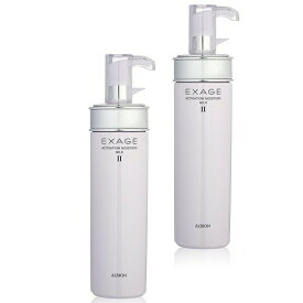 【2個セット】【送料無料】旧型 ALBION エクサージュ アクティベーション モイスチュアミルクII 200g ×2セット (ノーマルスキン用) EXAGE 乳液 スキンケア おすすめ乳液 化粧水 ふっくら しっとり 保湿 うるおい