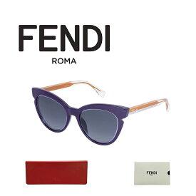 【並行輸入品】FENDI フェンディ サングラス メガネ 眼鏡 FF0132 ZAO9O ユニセックス メンズ レディース 男性 女性 セレブ 送料無料 海外直輸入USED品