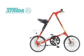 STRIDA (ストライダ) STRIDA SX 2019モデル 18インチ 折りたたみ自転車 【送料無料】