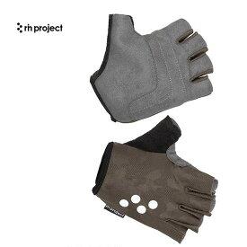 rin project(リンプロジェクト) カモフラグローブ NO.8028 ハーフフィンガー