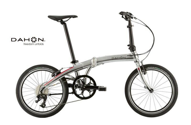 "DAHON(ダホン) Mu D9 ""ミュー D9"" 2019モデル 【送料無料】 折りたたみ自転車 20インチ"