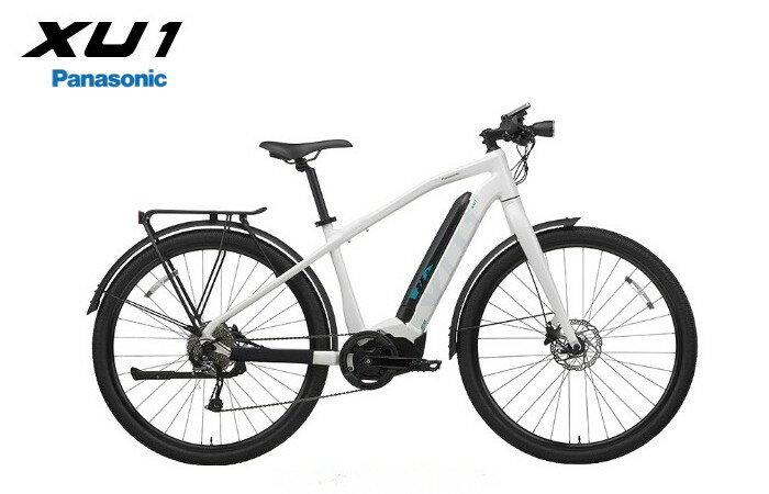 パナソニック XU1 2019モデル BE-EXU44 8.0Ah 電動アシスト自転車 電動自転車