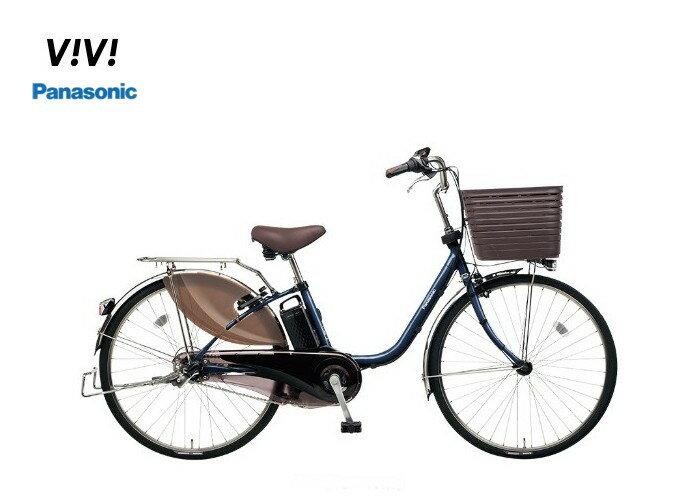 パナソニック ビビDX  電動アシスト自転車 2019モデル 【送料無料】電動自転車 panasonic ELD635 ELD435