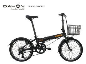 DAHON(ダホン) Hit 2021モデル 台数限定 折りたたみ自転車 20インチ