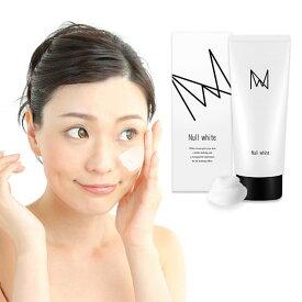 塗るパック ヌルホワイト フェイスパック 美容 化粧品 コスメ 顔パック スキンケア 保湿 乾燥 くすみ 毛穴の黒ずみ ビタミンC誘導体 美白