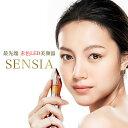 美顔器 LED美顔器 SENSIA センシア 美顔器led 赤 LED 韓国 リフトアップ 小顔 ツヤ ハリ くすみ 毛穴 保湿 にきび