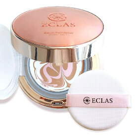 ECLAS ファンデ <本体セット> エクラス セラム ファンデーション ECLAS Serum foundation 美容液ファンデ 多機能 韓国 送料無料 カバー力