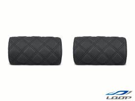 ハイエース 200系 パーツ ネック レジアスエース S-GL用 ネックパッド 左右セット ブラックステッチ H16〜