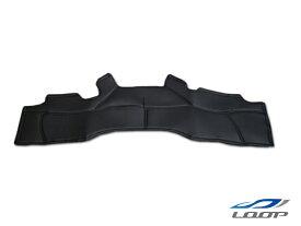 キャラバン パーツ マット NV350 E26系 標準ボディ プレミアムGX専用 フロント用 レザーデッキカバー H24.6〜
