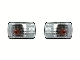 07y- エルフ いすゞ トラックパーツ 標準キャブ ローキャブ用 純正タイプ ドアサイドマーカー 左右セット H19.1〜