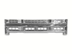 07y- エルフ 前期 いすゞ トラックパーツ ハイキャブ用 メッキグリル フロントグリル H19.1〜
