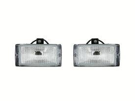 エルフ フォグ いすゞ トラックパーツ PMエルフ 超低 標準ボディ ワイドボディ用 純正タイプ フォグランプ 左右セット H16.6〜H19.4